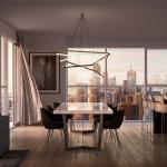 8 Cumberland Condos - Living Area