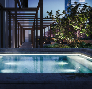 Outdoor Pool - 9image from 8Cumberland renderings 10.05.181 300x289