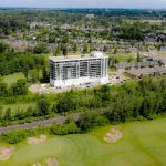 Building Exterior – Aerial