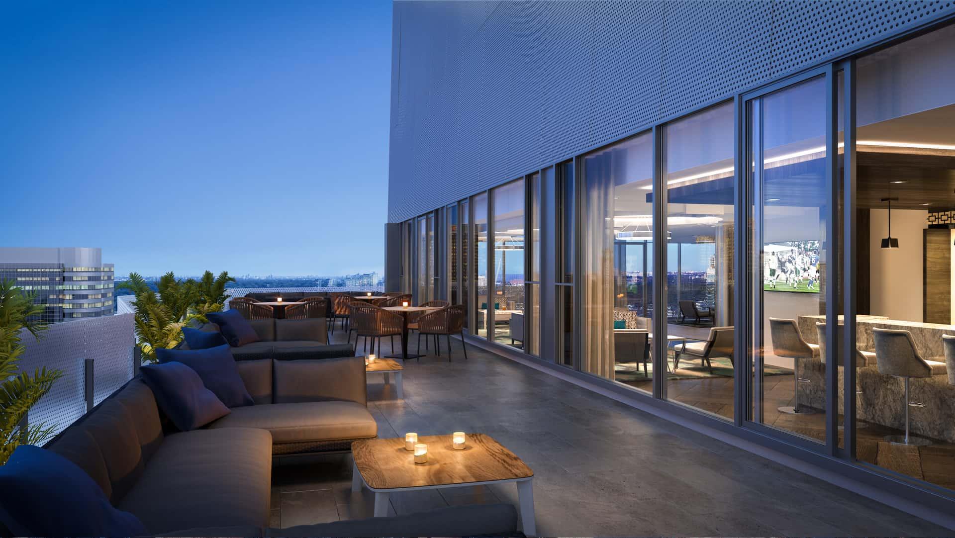 Social condos plans prices platinum vip access for 400 university terrace