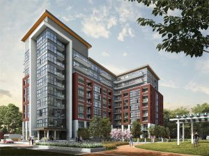 The Queensview at Backyard Condos Rendering - TheQueensview 300x225