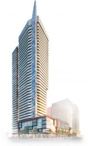 Wesley Tower - Wesley 1 1 182x300