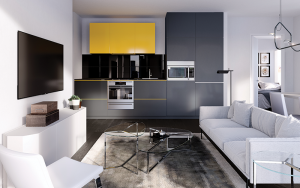 Interior Rendering - suites 01 300x188