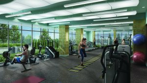 D'or Fitness Centre Rendering - 5 300x170