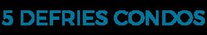 5DefriesCondos-Logo - 5DefriesCondos Logo 300x51