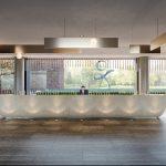 Crosstown-Lobby