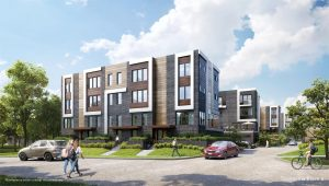Parkside Towns at Saturday in Downsview Park - ParksideTowns 1 300x170