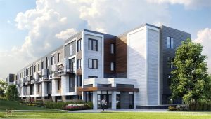 Parkside Towns at Saturday in Downsview Park - ParksideTowns 2 300x170