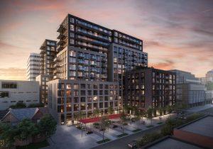 Exterior Rendering - Building 2 300x210