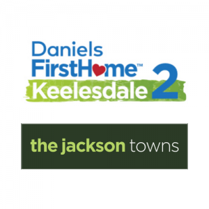 Daniels FirstHome Keelesdale 2 & The Jackson Towns - Logo DK2 300x300