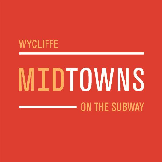 Midtowns on the Subway