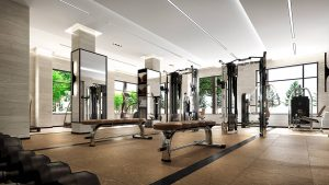 Gym Rendering - Fitness Gym 300x169