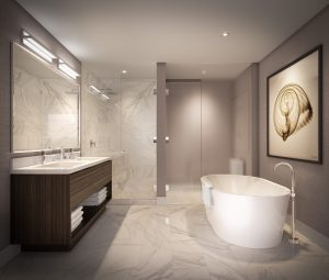 Bathroom Rendering - INT BATHROOM FINAL 300x255