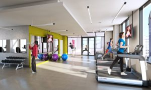 Fitness Centre - Fitness 300x180