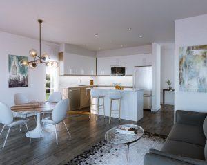 Interior - Aria Towns Suite 300x240