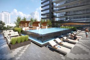 Outdoor Pool - Line5 Pool 300x200