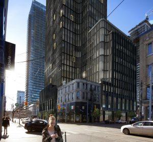 114 Church Street Condos - Street Level - 114Church 2 300x278