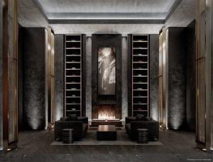 Fireplace Lounge - Fireplace Lounge 300x228