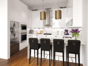 Kitchen Rendering - Kit 004 .0001 300x225