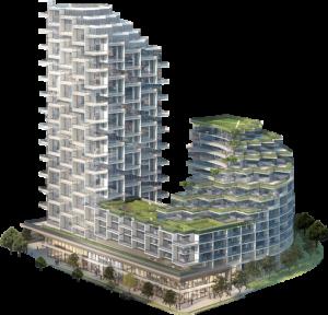 Spirits Condominiums - Rendering 300x288