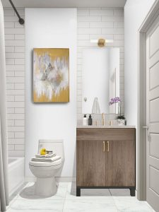 The Clarkson Urban Towns - TheClarksonBathroom 225x300