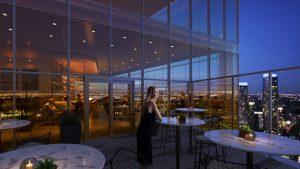 Sky Restaurant - EX2 Camrost Sky Restaurant Terrace 300x169