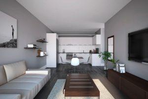 Suite Interior - Frontenac LivingRoom 300x200