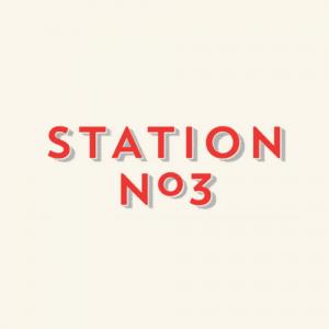 StationNo3-Logo - StationNo3 Logo 300x300