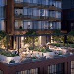 No55 Mercer Condos - Rooftop Terrace Amenity