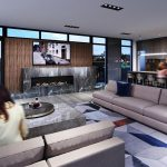 Monza Condos - Lounge