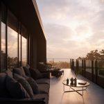 1414 Bayview Ave Condos - Terrace
