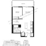 Floor Plan – Wyatt 2307