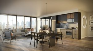 No. 31 Condos - Living & Dining - No31 Suite 300x164