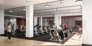Artsy Boutique Condominiums - Artsy Gym 300x150