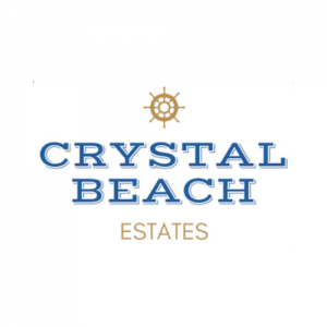 Crystal Beach Estates - CrystalBeach Logo 300x300