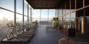 Canary House - canary house fitness room 300x150