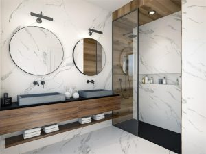 Tuxedo Park - TuxedoTowns Bathroom 300x225