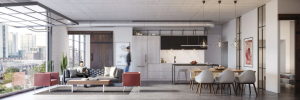 Warehouse Lofts Toronto - WarehouseLoftsToronto Interior 300x100