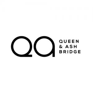 Logo-Queen&Ashbridge - Logo QueenAshbridge 2 300x300