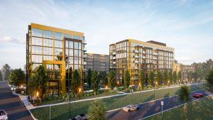 Nuvo Condominiums - Nuvo Condo Street view rendering 300x169