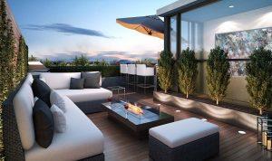 Keewatin Townhomes - Rooftop Terrace - Keewatin 4 300x178