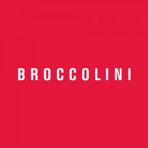 Left Bank Condos - Logo Broccolini 300x300
