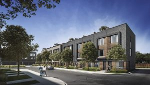 Terraces at Eglinton City Towns - TerracesV2eyelevel 300x169