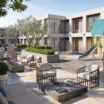 WestLine Condos – Outdoor Terrace