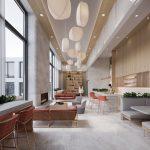 WestLine Condos – Rooftop Co-Working Space