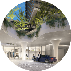 Canopy Towers - canopy circle rendering byLibertyDevelopment 1 300x300