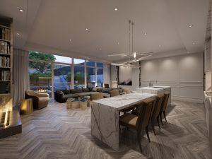 Savile on the Roe - SavileontheRoe Living Room 300x225