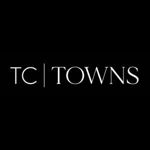 TC Towns - Logo - TC Towns Square Logo 300x300