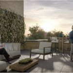 TC Towns - Private Rooftop Terraces