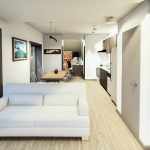 Type A- Living Space 2